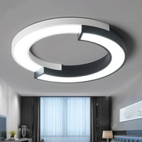 Modern Led Ceiling Lights for Living Room Flush Mount Lighti...