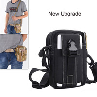 Molle Waist fanny pack mobile Phone Belt pouch Bag Tactical ...
