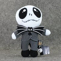 22cm The Nightmare Before Christmas Jack Skellington in Suit...