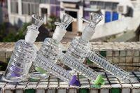 Цена завода Продано Красочные стекла Молоток для курения Стеклянные трубы 19мм Шлиф стекло Молоток Солома для нефтяной вышке затяжками