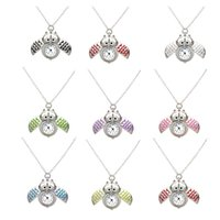 Quartz Pocket Watch Necklace 8 Colors Unisex Vintage Slide S...