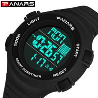 d5f091558951 PANARS reloj para hombre Fitness Sport G Digital Watches buceo impermeable  reloj para hombre reloj masculino
