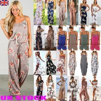 Boho Womens Holiday Mini Playsuit Dress Summer Party Beach S...