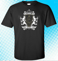 New Emperor Band Logo Metal Men' s Black T- Shirt Size S ...