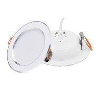 LED-Einbauleuchte in die Deckenleuchte integriert 2,5 3 3,3 4 5 6 Zoll AC110V 220V Einbauleuchte