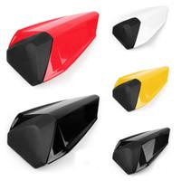 5 Различные Стиль заднем сиденье Заднее сиденье крышка клобук ABS для Ducati 1199 Panigale 2012-2015