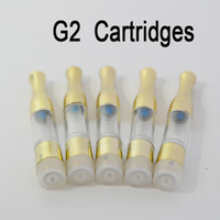G2 Atomizer Vape Pen Vaporizer Cartridges WAX Thick Oil 510 ...