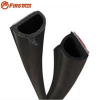 Обновление D тип резиновая автоматическая прокладка уплотнения 3 м дверная рама автомобиля капот крышка багажника уплотнительные ленты отделка уплотнения
