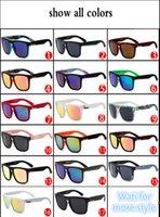 Sonnenbrille 731 der neuen Art- und WeiseSonnenbrillen im Freien silberne moderne Anti-UVstrand eyewear heiße Verkaufs-Markensonnenbrille freies Verschiffen
