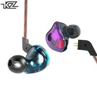 Original KZ ZST Wired Cable Detachable Noise- canceling In- ea...