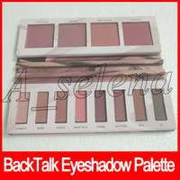 2018 BackTalk 12 colors Eyeshadow Palette Eye and Face Palet...