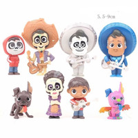 COOL COCO Mini doll 5. 5cm- 9cm PVC Kawaii Children Toys Anime...