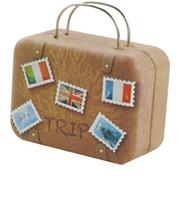 خمر الحلوى مربع حقيبة ديي حقيبة الحديد مربع الشوكولاته هدية حزمة ل حفل زفاف لصالح عيد إمدادات الديكور