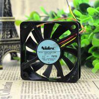 Dla NIDEC 6015 6CM 24V 0,14A D06R-24SS1 05B 3-Wire ultra-cichy falownik fan