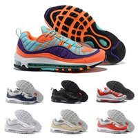 98S 98 Bullet Running Shoes Men Fashion Designer Shoes Corss...