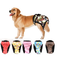 Pet Dog Diapers Cotton Durable Washable Menstruation Physiol...