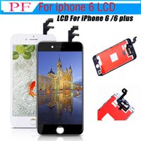 Wholesale For Iphone 6 LCD Grade A+ + + No Dead Pixels Touch S...