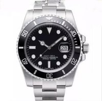 2018 hot AAA Luxury brand Sapphire WATCHES Black Ceramic Bez...