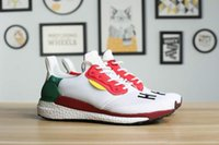 (With Box)Free Shipping Pharrell Solar Hu Glide ST Casual Sh...