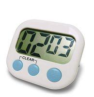 Цифровой кухонный таймер с громким сигналом магнитная подставка ЖК-экран отсчет обратного отсчета будильник для приготовления пищи 4 цвета