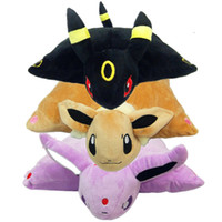 Hot Sale 33x40cm Cartoon Cushion Eevee Espeon Umbreon Pikach...