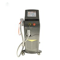 Non- channel 808nm diode laser without any consumable for pro...