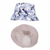 Yetişkinler Pamuk Kova Şapka Yaz Balıkçılık Boonie Plaj Festivali Güneş Kap Plaj Şapka