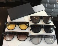 New Luxury sunglasses 257 square frame popular style fashion...
