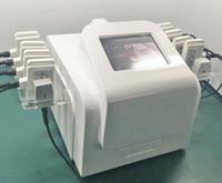 Macchina per la dimagrimento della macchina del lipoleser professionale Lipo Laser 10 pad 650nm diodo della macchina laser laser della macchina laser della macchina laser della macchina della liposistruzione