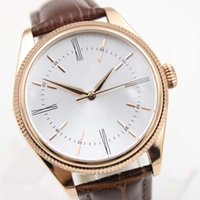 Hot Sale Free Cellini Time Everose Polished Dial Automatic M...
