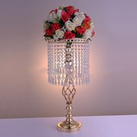 Crystal Wedding Decoration Centerpieces Hot!! Wedding crysta...