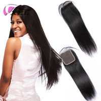 xblhair brazilian straight hair bundles with closure 3 bundl...