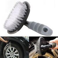 Высокое качество автомобиля колеса ступицы обода шины изгиб хвостовика очистки щетка для очистки очиститель бесплатная доставка