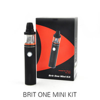 SMOKING BRIT One Mini Starter Kits with Mini Flavor Tank Ato...