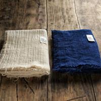 Nordic Plain ZAKKA Linen Cotton Table Napkins Towels Solid Color Home Kitchen Dishcloth