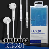 200PCS Lot 3. 5mm in- ear S6 earphone Headset With Volume Cont...