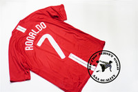 Free shipping 2008 champion league final ronaldo giggs roone...