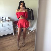 Summer Women Layered Ruffled Frill Skorts High Waisted Party...
