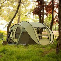 285 * 215 * 126 cm 5-6 persona speciale per interni ed esterni multi-purpose bambini pop-up tende pop-up caldo zanzara Famiglia tenda da campeggio