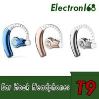 T9 Yuer Bluetooth Słuchawki Bezprzewodowe słuchawki V4.1 Ręce Bezpłatne słuchawki Bluetooth Stereo z Mic Mic Samochody Słuchawki do smartfonów