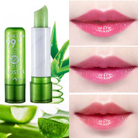 Aloe Vera Discolored Lip Balm Color Mood Changing Lipstick L...