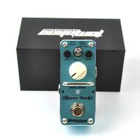 Alüminyum Alaşım Aroma AOV-3 Okyanus Fiil Dijital Yankı Gitar Efekt Pedal