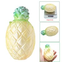 Squishy Jumbo2018 New Pineapple Slow Rising Funny Toys Kawai...