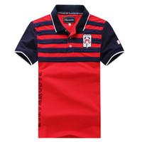 Neue feuchtbare kurze Polo-Mode-Art für Männer Nice Quality Design Kostenloser Versand Größe M L XL XXL