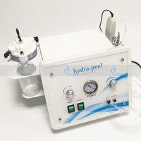 4in1 professionnel hydro-microdermabrasion machine oxygène eau peau épluchée équipement de salon spa anti-âge