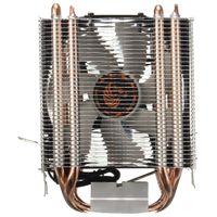 Intel LGA 1150 1151 1155 775 1156 용 새로운 4 개의 히트 파이프 CPU 쿨러 방열판 Freeshipping (AMD 용)