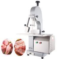 Beijamei Scie à découper les os électrique machine de coupe congelée découpeuse à découper les os de viande à vendre