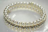 freies Verschiffen europäisches und amerikanisches Art und Weiseart-Perlenarmband mit 3 Schichten entwirrten Armband ist vorzüglich und elegant