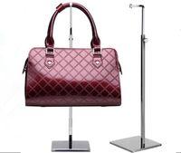 10pcs 7-type sac à main présentoir femmes 's sac présentoir porte-jauge réglable en métal perruque chapeau crochet support de bureau accessoires d'affichage de vêtements