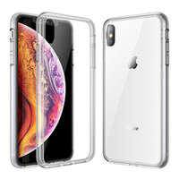 For Apple iPhone Clear Case iPhone X   XR   XS   XS Max 9H H...